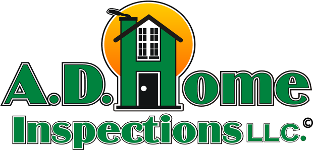 A.D. Home Inspections Logo